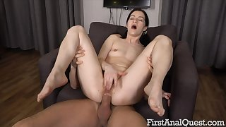 Lina Miles Came Back for Take Painal Sex.