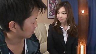 Aiko Hirose Japanese babe gives part3