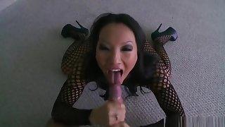 Japanese porn video featuring Keiran Lee and Asa Akira