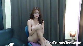 Splendidkim Transsexual Live