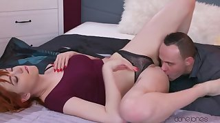 Playful pair mix pleasure and ache