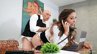 BRAZZERS: Acting Be advisable for Hot MILF Cherie Deville on PornHD