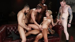 One hard and strong shaft is not enough for stunning Sophia Grace