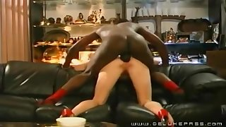 Cougar Pounded To The Bootie Hard by A Diabolical Guy - Cuckold
