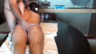 Tyro Asian anal
