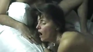 Doyenne Euro Couple Invite A Young Stud For An Intimate Threesome Orgy