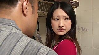 Azumi mizushima crazed kissing and sex