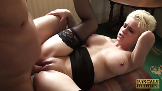 PASCALSSUBSLUTS, Leader Short Haired UK Hold a session Fucked Hard