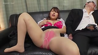 Asian mom has sex adventures with team a few different dudes